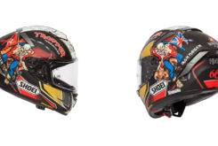 Shoei X Spirit iii Trooper Iron Maiden ppal