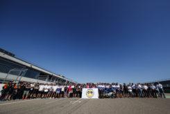 Andreas Perez minuto silencio homenaje FIM CEV 2