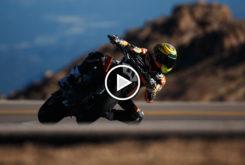 Chris Fillmore KTM 790 Duke Pikes Peak 2018 play