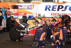 Dani Pedrosa Test Montmelo MotoGP 2018