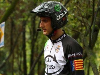 David Oliver Campeonato Espana E Trial 5