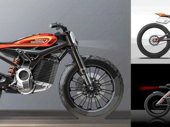 Harley Davidson concepts