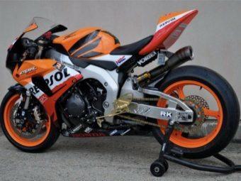 Honda CBR1000RR 2007 RC211V Nicky Hayden 01