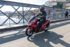 Honda PCX 125 2019 pruebaMBK17
