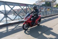 Honda PCX 125 2019 pruebaMBK18
