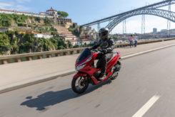 Honda PCX 125 2019 pruebaMBK22