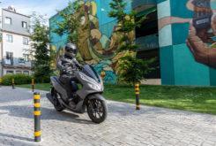 Honda PCX 125 2019 pruebaMBK25