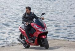 Honda PCX 125 2019 pruebaMBK27