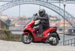 Honda PCX 125 2019 pruebaMBK35