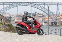 Honda PCX 125 2019 pruebaMBK36