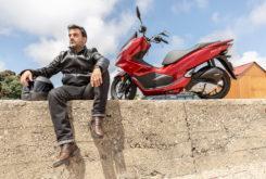 Honda PCX 125 2019 pruebaMBK44