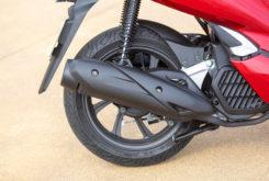 Honda PCX 125 2019 pruebaMBK50