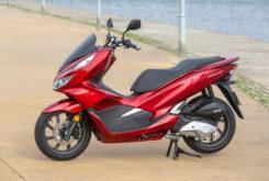 Honda PCX 125 2019 pruebaMBK58