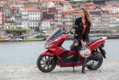 Honda PCX 125 2019 pruebaMBK82
