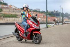 Honda PCX 125 2019 pruebaMBK84