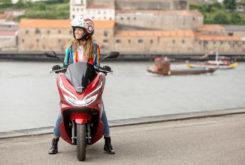 Honda PCX 125 2019 pruebaMBK85