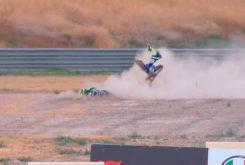 Josh Herrin caida MotoAmerica 2018 01