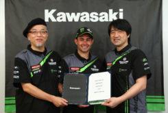 Leon Haslam Kawasaki WSBK 2019