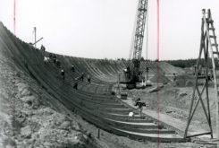 MBK Bauarbeiten Contidrom 1