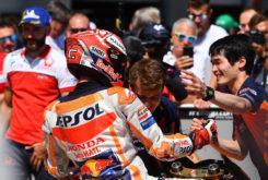 Marc Marquez pole MotoGP Sachsenring 2018