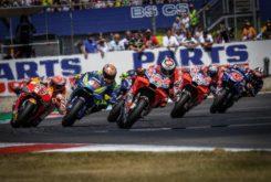 Marc Marquez salvada MotoGP Assen 2018 carrera