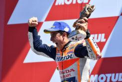 Marc Marquez victoria MotoGP Assen 2018