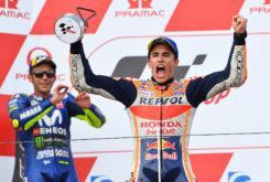Marc Marquez victoria MotoGP Sachsenring 2018