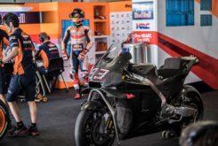 Marc Marquez test Montmelo MotoGP 2018 01