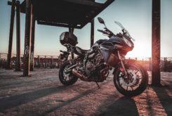 Prueba Yamaha Tracer 700 2018 8