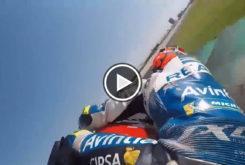 Tito Rabat Ducati Panigale V4 S Valencia onboard 02