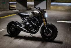 Yamaha Droog Moto 3