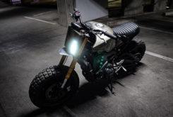 Yamaha Droog Moto 4