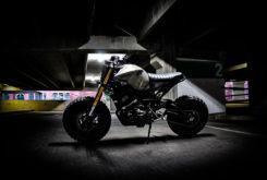 Yamaha Droog Moto 5