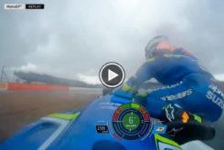 Alex Rins caida MotoGP Silverstone 2018 01
