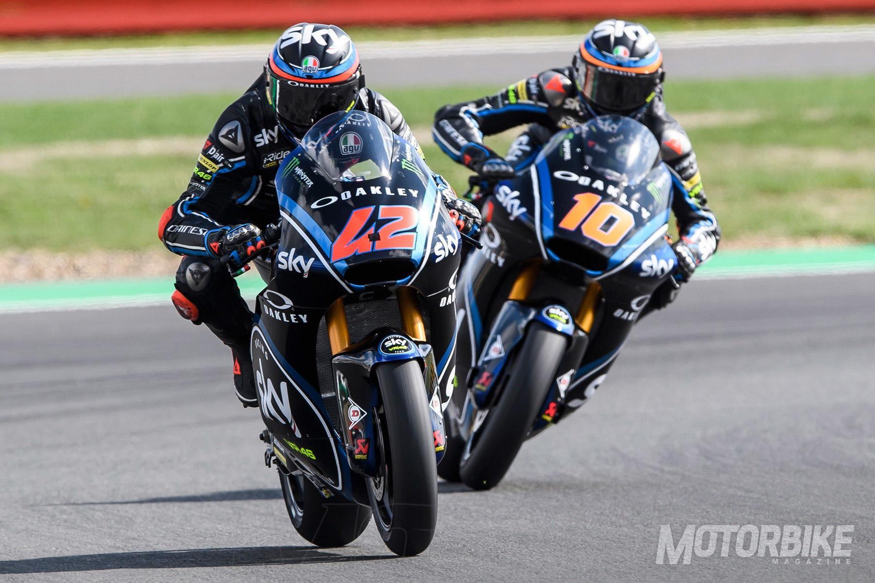Moto2 Silverstone: Así quedan las cosas tras la cancelación de la carrera - Motorbike Magazine