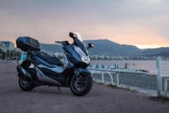 Honda Forza 300 2019 pruebaMBK03