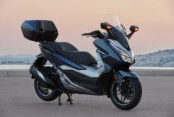 Honda Forza 300 2019 pruebaMBK04