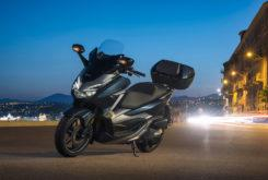 Honda Forza 300 2019 pruebaMBK09