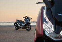 Honda Forza 300 2019 pruebaMBK13