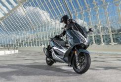 Honda Forza 300 2019 pruebaMBK37