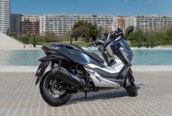 Honda Forza 300 2019 pruebaMBK38
