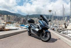 Honda Forza 300 2019 pruebaMBK49