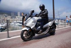 Honda Forza 300 2019 pruebaMBK51