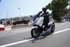 Honda Forza 300 2019 pruebaMBK52