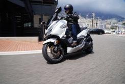 Honda Forza 300 2019 pruebaMBK53