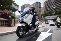 Honda Forza 300 2019 pruebaMBK54