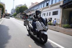 Honda Forza 300 2019 pruebaMBK62