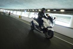 Honda Forza 300 2019 pruebaMBK68