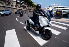 Honda Forza 300 2019 pruebaMBK71