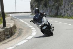 Honda Forza 300 2019 pruebaMBK74